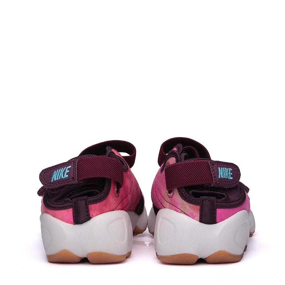 женские розовые, фиолетовые, белые.  сандали nike wmns air rift prm qs 848502-600 - цена, описание, фото 6