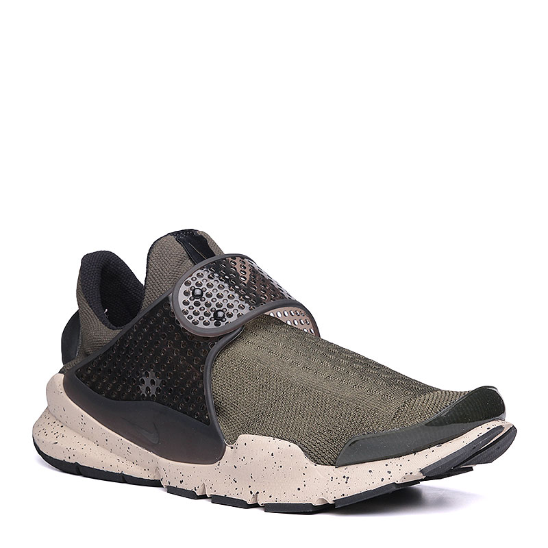 Кроссовки Nike Sportswear Sock DartКроссовки lifestyle<br>текстиль, резина, пластик.<br><br>Цвет: оливковый.<br>Размеры US: 8;9;10;11;12<br>Пол: Мужской