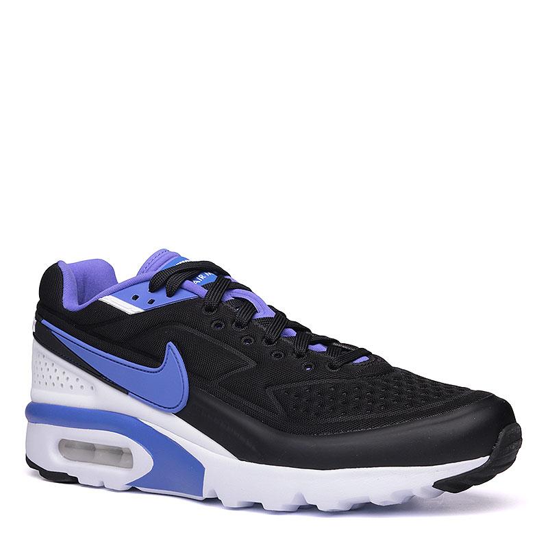 Кроссовки Nike Sportswear Air Max BW Ultra SEКроссовки lifestyle<br>пластик,текстиль,резина<br><br>Цвет: Черный,белый,фиолетовый<br>Размеры US: 10<br>Пол: Мужской