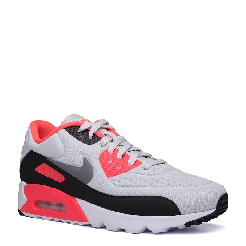 Кроссовки Nike sportswear Air Max BW Ultra SEКроссовки lifestyle<br>пластик,текстиль,резина<br><br>Цвет: Серый,коралловый<br>Размеры US: 8;8.5;9;9.5;10;10.5;11;11.5;12<br>Пол: Мужской
