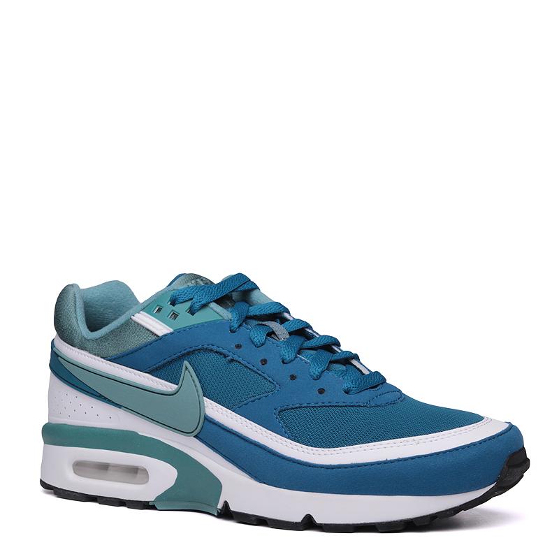 Кроссовки Nike sportswear Air Max BW OGКроссовки lifestyle<br>синтетика,текстиль,резина<br><br>Цвет: Синий,серый<br>Размеры US: 8;8.5;9;9.5;10;10.5;11;11.5;12<br>Пол: Мужской