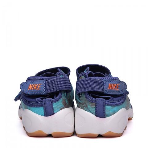 женские синие, голубые, белые.  сандалии nike wmns air rift prm qs 848502-500 - цена, описание, фото 6