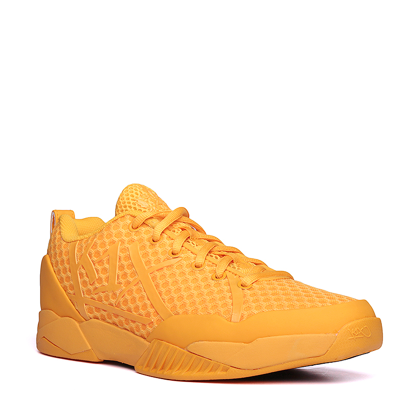 Кроссовки K1X ParadoxumКроссовки баскетбольные<br>синтетика,текстиль,резина<br><br>Цвет: Желтый<br>Размеры US: 8.5<br>Пол: Мужской