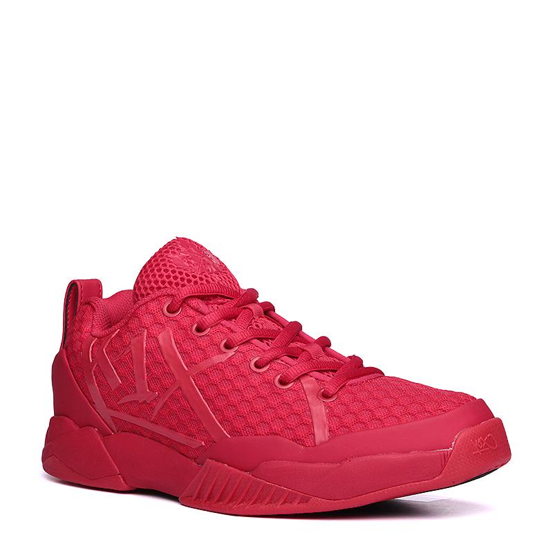 Кроссовки K1X ParadoxumКроссовки баскетбольные<br>синтетика,текстиль,резина<br><br>Цвет: Красный<br>Размеры US: 7;9.5;12.5<br>Пол: Мужской