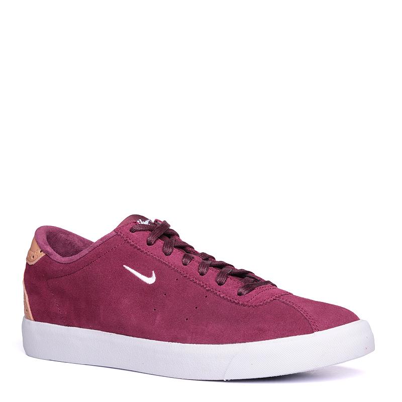 Кроссовки Nike Match Classic SuedeКроссовки lifestyle<br>кожа, текстиль, резина<br><br>Цвет: Бордовый<br>Размеры US: 8;8.5;9;9.5;10;11;12<br>Пол: Мужской