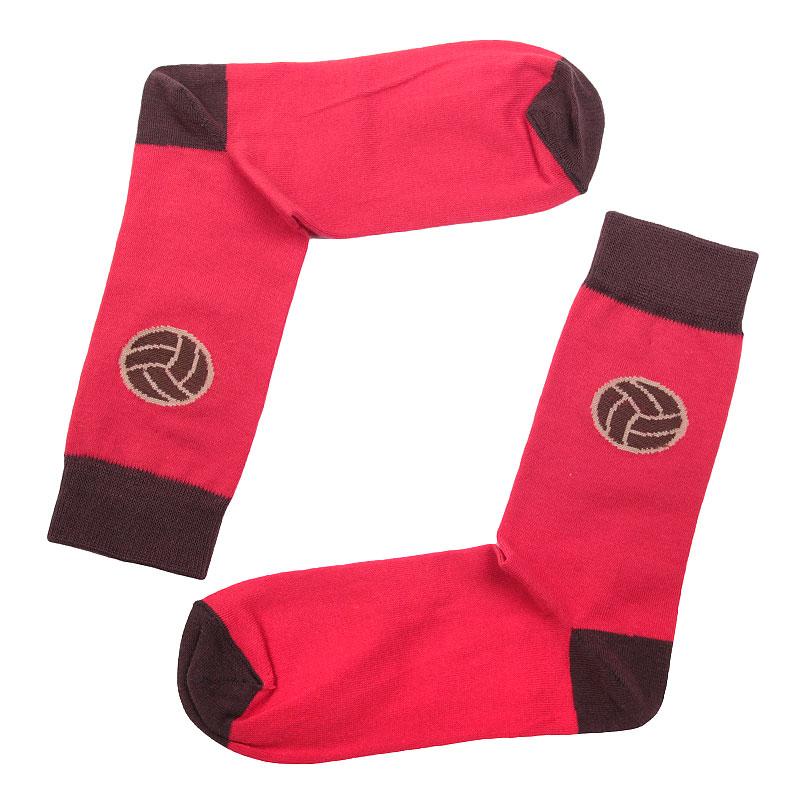 мужские красные.  носки запорожец heritage футбол Футбол-крас - цена, описание, фото 1