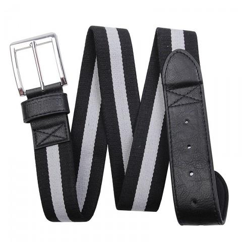 чёрный.  ремень undftd big league belt 535012-black - цена, описание, фото 2