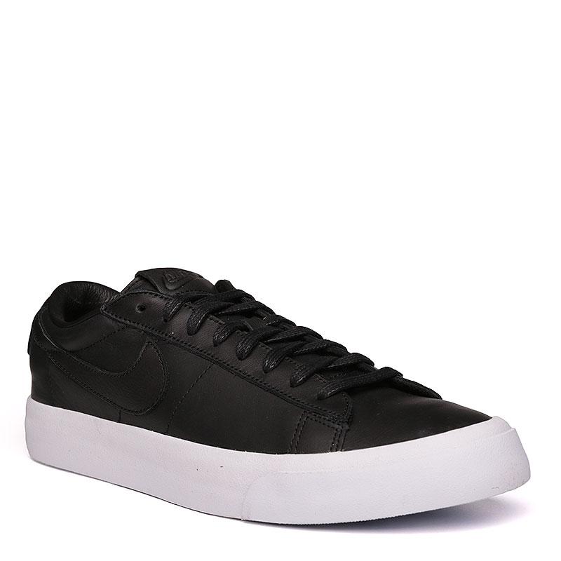 Кроссовки Nike Sportswear Blazer Studio QSКроссовки lifestyle<br>кожа, резина.<br><br>Цвет: чёрный, белый.<br>Размеры US: 8.5;10.5;11;11.5<br>Пол: Мужской