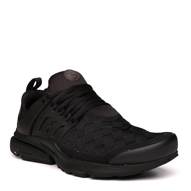 Кроссовки  Nike sportswear Air Presto SEКроссовки lifestyle<br>текстиль, пластик, резина.<br><br>Цвет: чёрный.<br>Размеры US: 7;10;12<br>Пол: Мужской