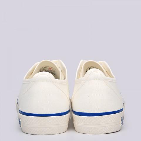 белые, синие  кеды два мяча 1976 1976-10 - цена, описание, фото 6