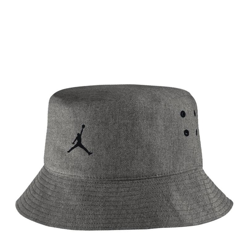 Панама Jordan 23 Lux Bucket HatКепки<br>полиэстер, вискоза, эластан.<br><br>Цвет: серый.<br>Размеры US: S/M;L/XL