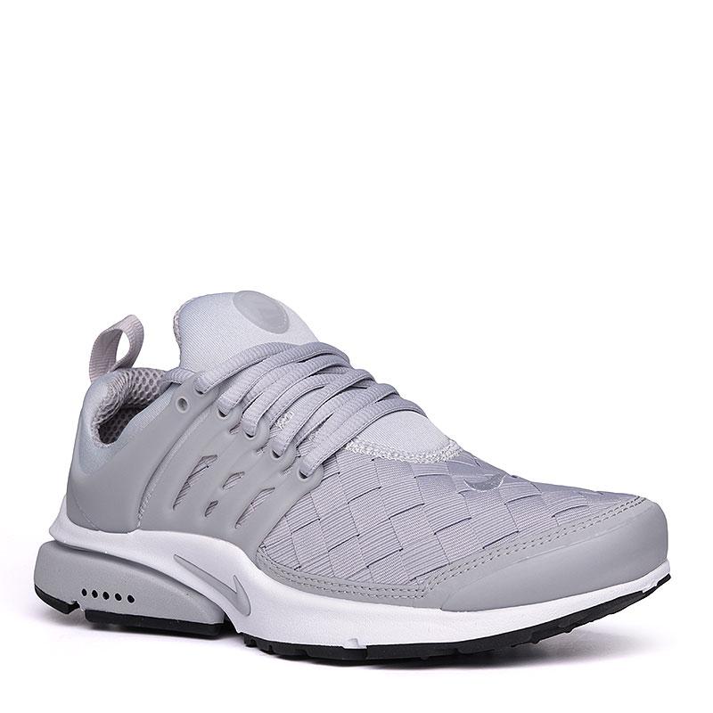 Кроссовки  Nike Sportswear Air Presto SEКроссовки lifestyle<br>текстиль, пластик, резина.<br><br>Цвет: серый.<br>Размеры US: 7;8;9;10;11;12<br>Пол: Мужской