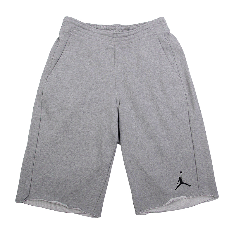 Шорты Jordan City Knit ShortШорты<br>80% хлопок , 20% полиэстер<br><br>Цвет: Серый<br>Размеры US: S<br>Пол: Мужской
