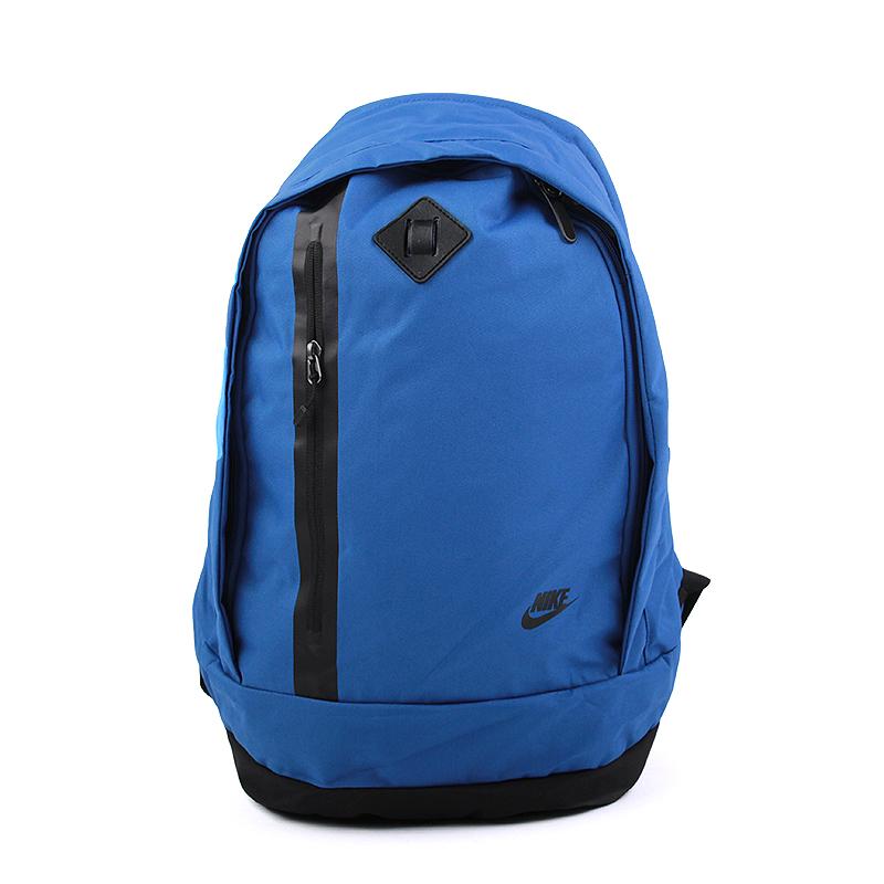 Рюкзак Nike CHEYENEE 3.0-SOLIDСумки, рюкзаки<br>полиэстер<br><br>Цвет: Синий<br>Размеры US: OS<br>Пол: Мужской