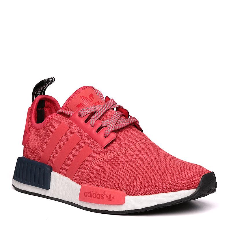 Кроссовки  adidas Originals NMD_R1 WКроссовки lifestyle<br>текстиль, резина.<br><br>Цвет: красный.<br>Размеры UK: 5;5.5;6;7;8<br>Пол: Женский