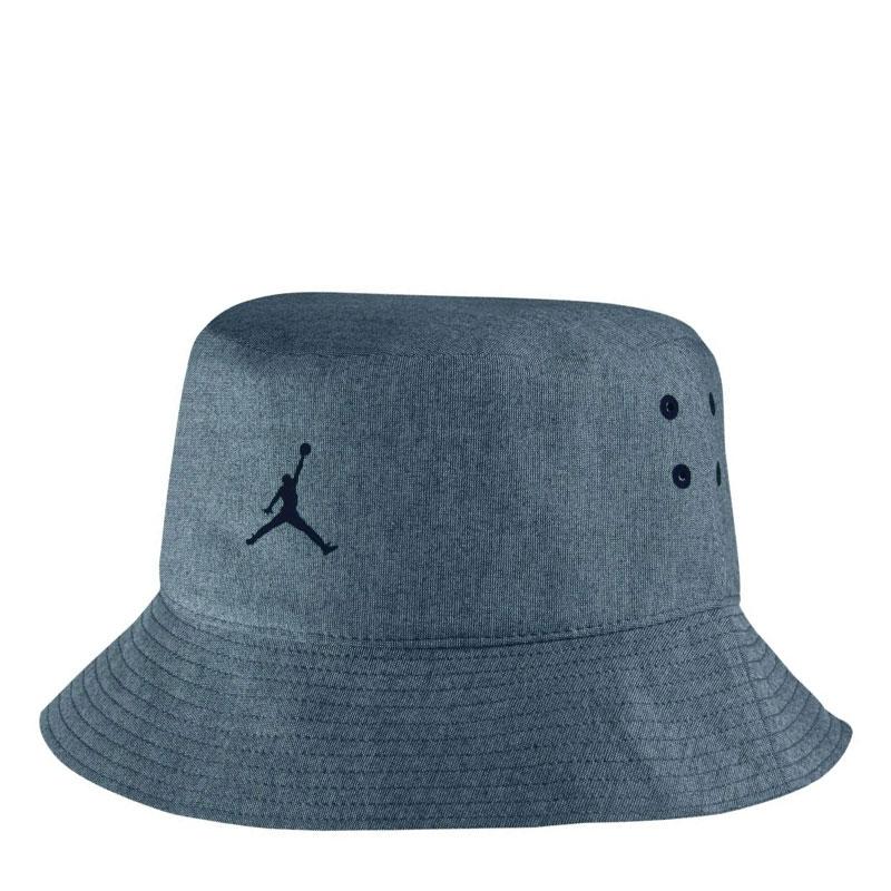 Панама Jordan 23 Lux Bucket HatКепки<br>полиэстер, вискоза.<br><br>Цвет: голубой.<br>Размеры US: S/M;L/XL<br>Пол: Мужской
