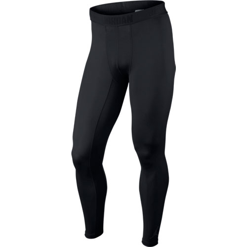 Брюки Jordan 23 Pro Dry TightКомпрессионное белье<br>полиэстер, эластан.<br><br>Цвет: чёрный.<br>Размеры US: 2XL<br>Пол: Мужской