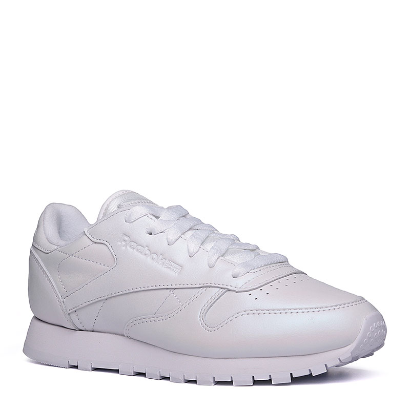 Кроссовки  Reebok Classic Leather Pearlized