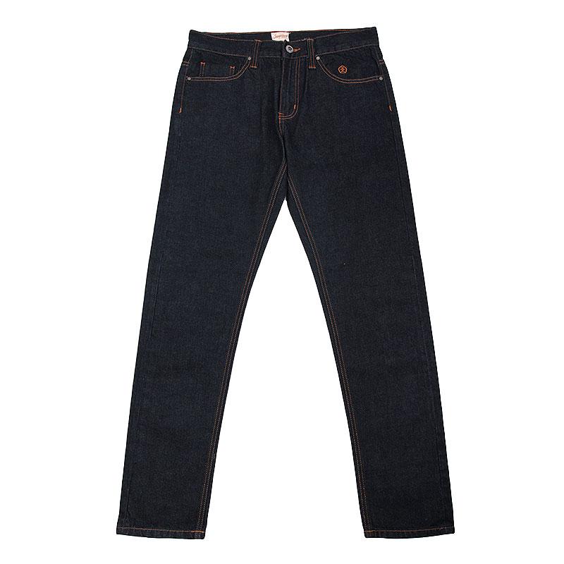 Джинсы Запорожец heritage Selvedge Raw BlueБрюки и джинсы<br>хлопок.<br><br>Цвет: синий.<br>Размеры : 30;32<br>Пол: Мужской