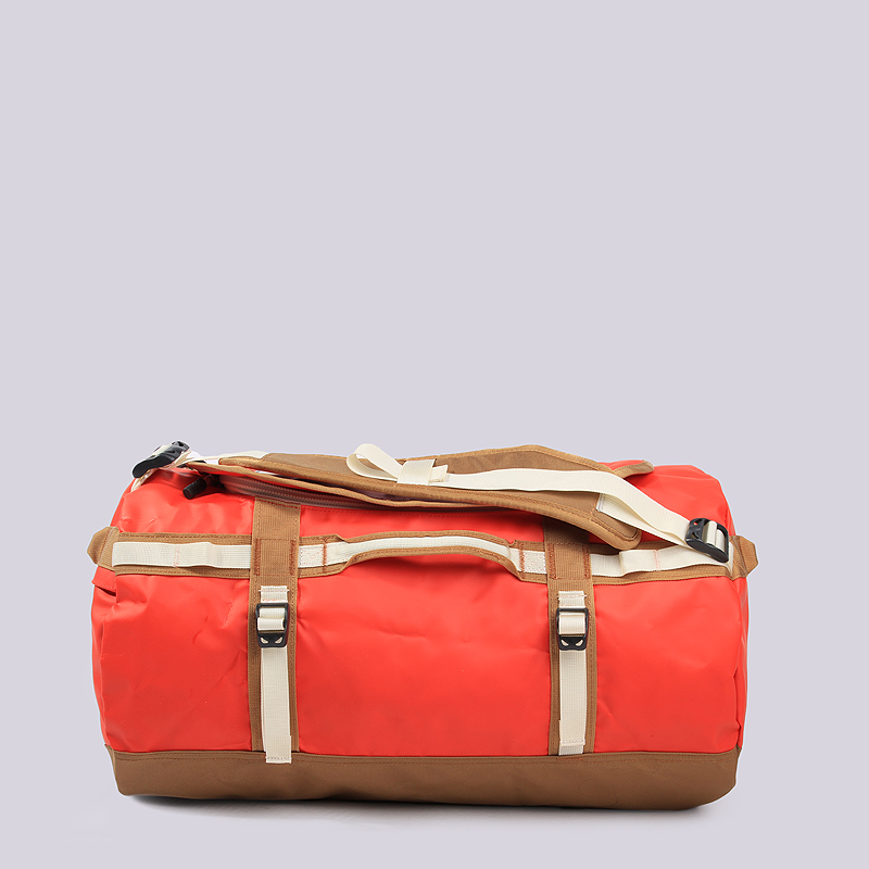 Сумка-рюкзак The North Face BASE CAMP DUFFEL-SСумки, рюкзаки<br>полиэстер<br><br>Цвет: Красный<br>Размеры US: OS