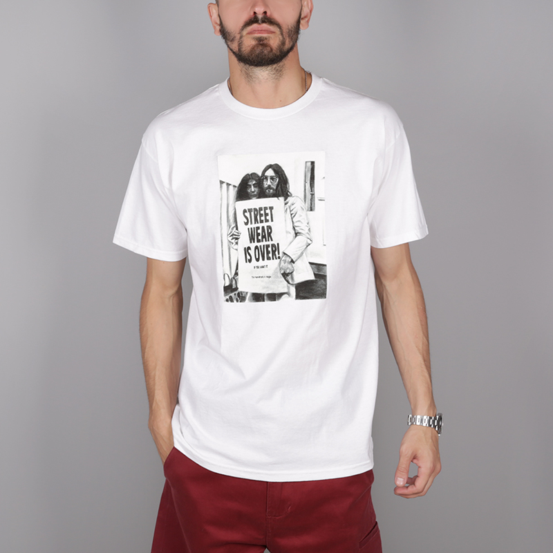 Футболка the hundreds Over T-Shirt