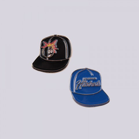 Значки the hundreds Headwear Lapel Pin Set