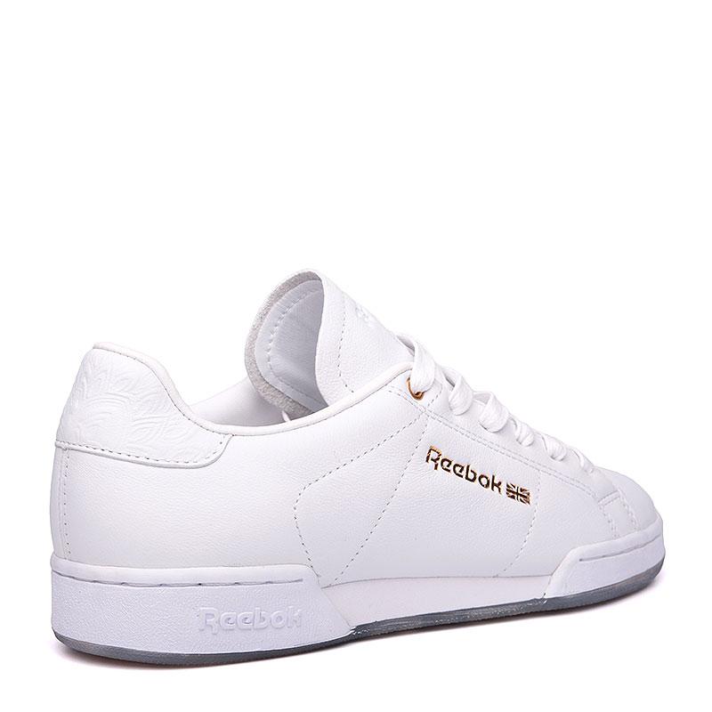 e7386f07 женские белые. кроссовки reebok npc ii ne sasha tattooing BD2674 - цена,  описание,