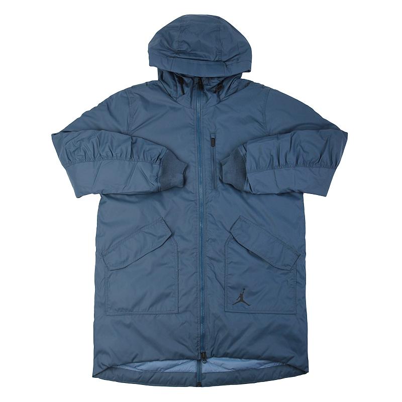 Куртка Jordan Lifestyle HD DWN JKTКуртки, пуховики<br>полиэстер, пух<br><br>Цвет: Синий<br>Размеры US: 2XL<br>Пол: Мужской