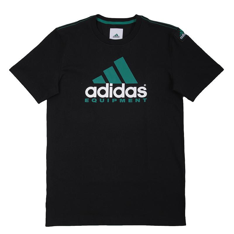Футболка adidas Originals EQT Logo Black