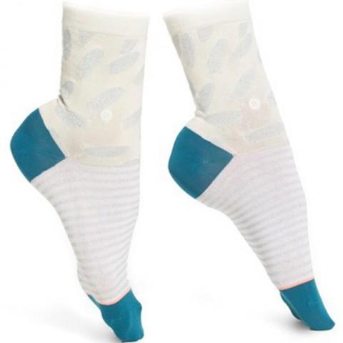 женские белые.  носки stance darling W415B16DAR - цена, описание, фото 1