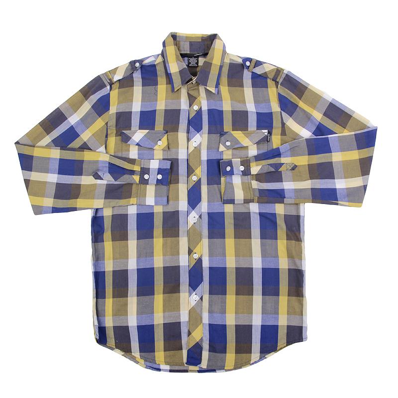 Рубашка AmbiguousПоло рубашки<br>хлопок,спандекс<br><br>Цвет: жёлтый.<br>Размеры US: L<br>Пол: Мужской