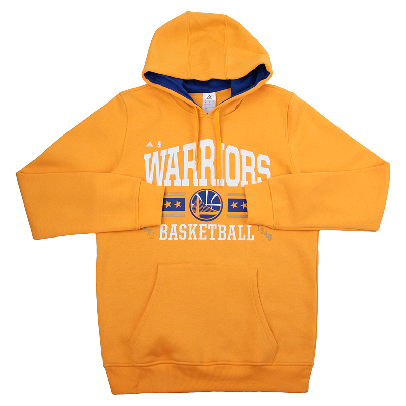 Толстовка adidas NBA Golden State Warriors