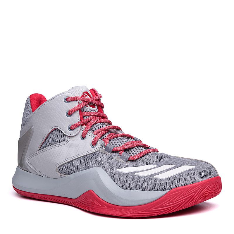 Кроссовки adidas D Rose 773 VКроссовки баскетбольные<br>кожа, текстиль, резина.<br><br>Цвет: серый, красный.<br>Размеры UK: 7.5;8;8.5;9;9.5;10;10.5;11;11.5;12;12.5;13;13.5;14<br>Пол: Мужской