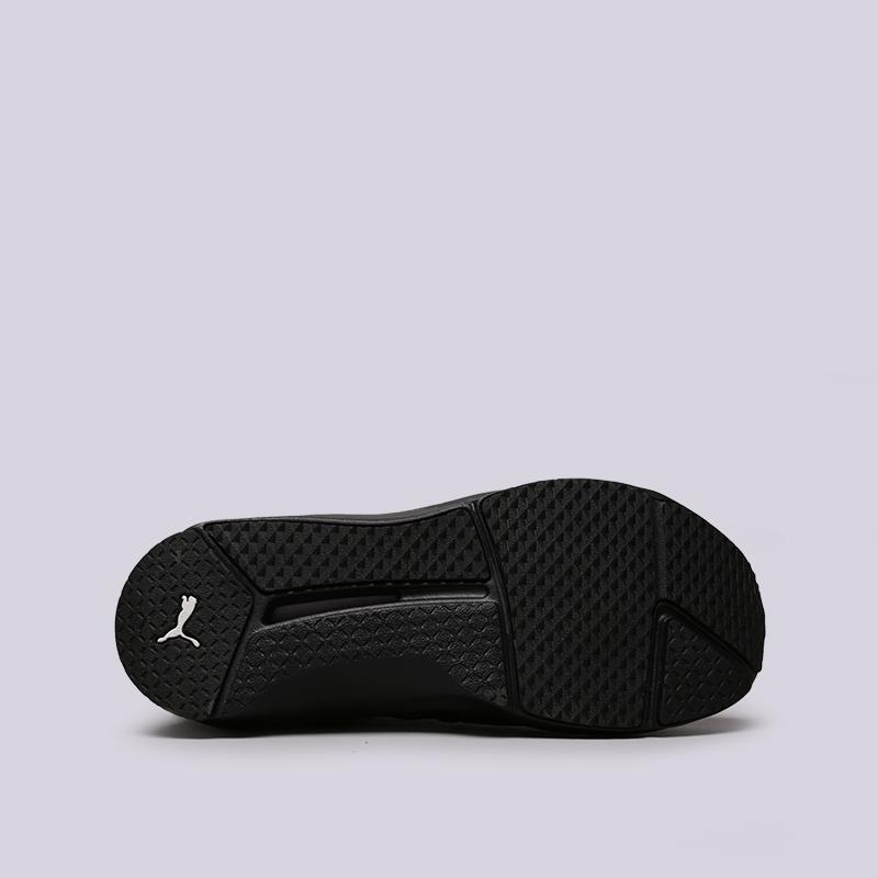 женские чёрные.  кроссовки puma fenty trainer 18919301 - цена, описание, фото 2