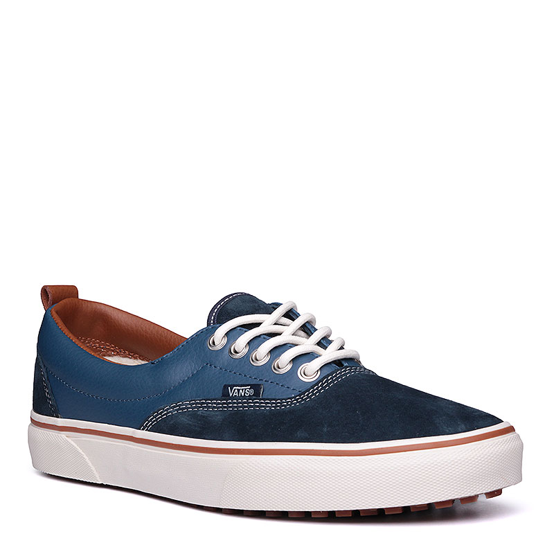 Кроссовки Vans Era MTEКроссовки lifestyle<br>кожа, текстиль, резина.<br><br>Цвет: синий.<br>Размеры US: 8;8.5;9;11<br>Пол: Мужской