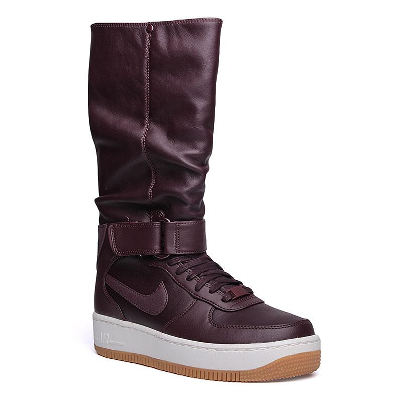 29faa9e32705 Женские сапоги WMNS AF1 Upstep Warrior от Nike (860522-600) оригинал -  купить по цене 6590 руб. в ...