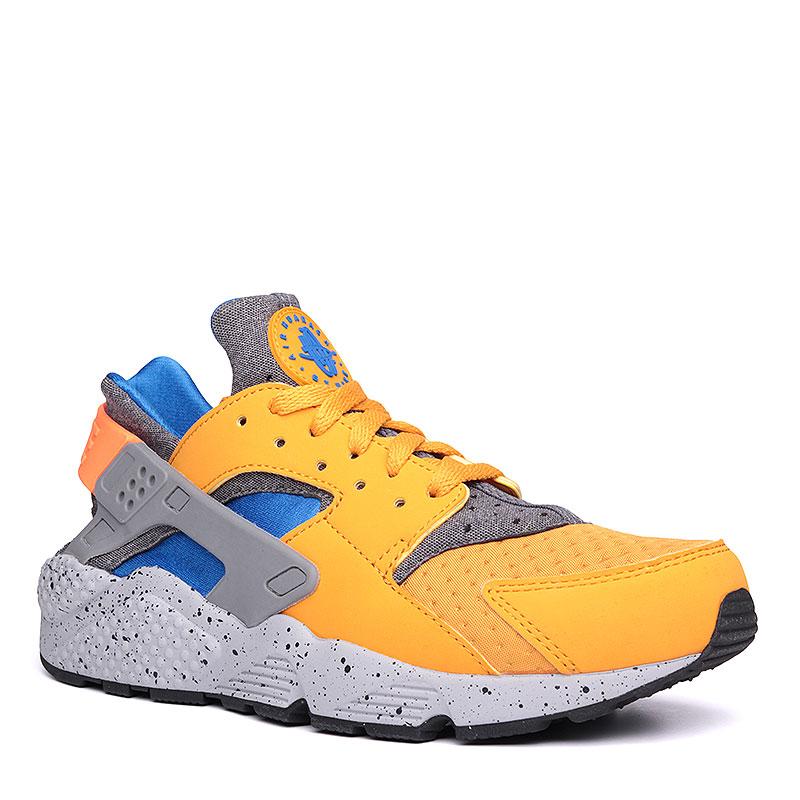 Кроссовки Nike Sportswear Air Huarache Run SEКроссовки lifestyle<br>текстиль, синтетика, резина, пластик.<br><br>Цвет: жёлтый.<br>Размеры US: 8;8.5;9;9.5;10;11;11.5;12<br>Пол: Мужской