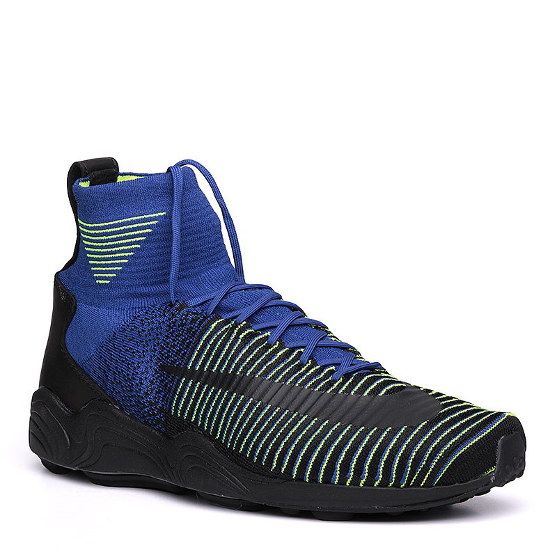 Кроссовки Nike Sportswear Zoom Mercurial XI FKКроссовки lifestyle<br>текстиль, резина, пластик.<br><br>Цвет: синий.<br>Размеры US: 8;8.5;9;9.5;10;10.5;11;11.5;12<br>Пол: Мужской