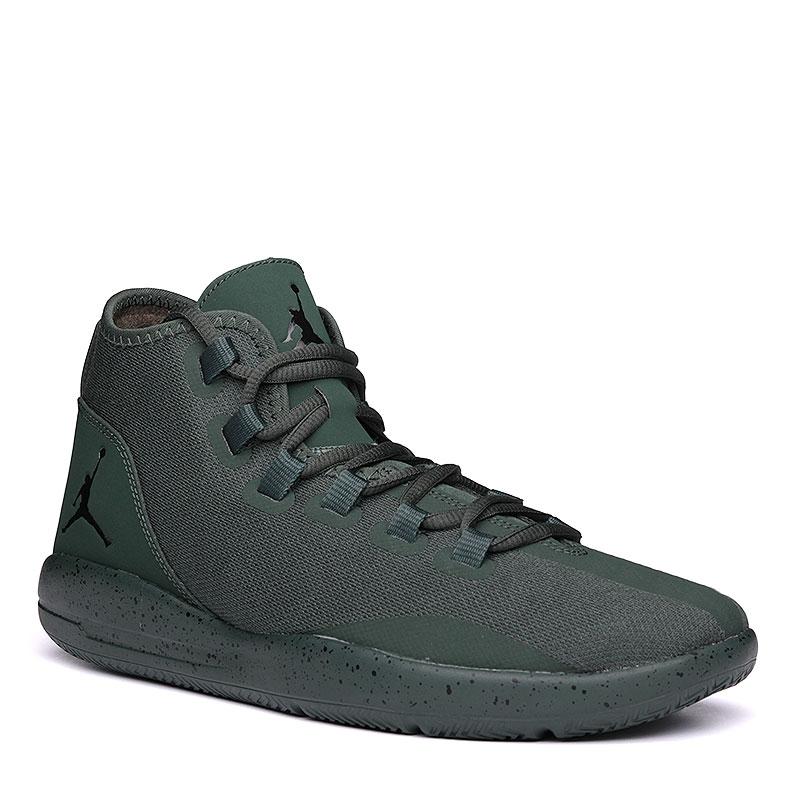 Кроссовки Jordan RevealКроссовки lifestyle<br>текстиль, синтетика, резина, пластик.<br><br>Цвет: зелёный.<br>Размеры US: 8;9;10.5<br>Пол: Мужской