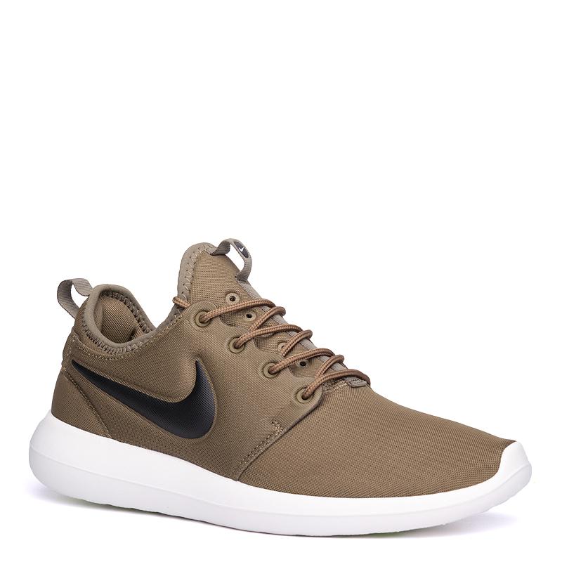 5f9e02e8 мужские зеленые кроссовки nike roshe two 844656-200 - цена, описание, фото 1