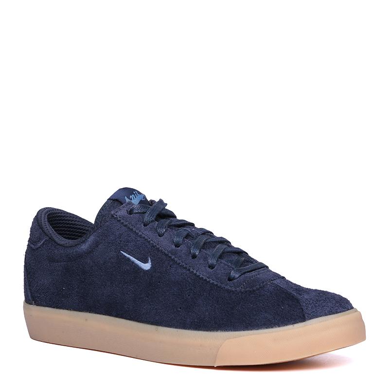 Кроссовки Nike Sportswear Match Classic SuedeКроссовки lifestyle<br>кожа, текстиль,резина<br><br>Цвет: Синий<br>Размеры US: 8;9;9.5;10;10.5;11;12<br>Пол: Мужской