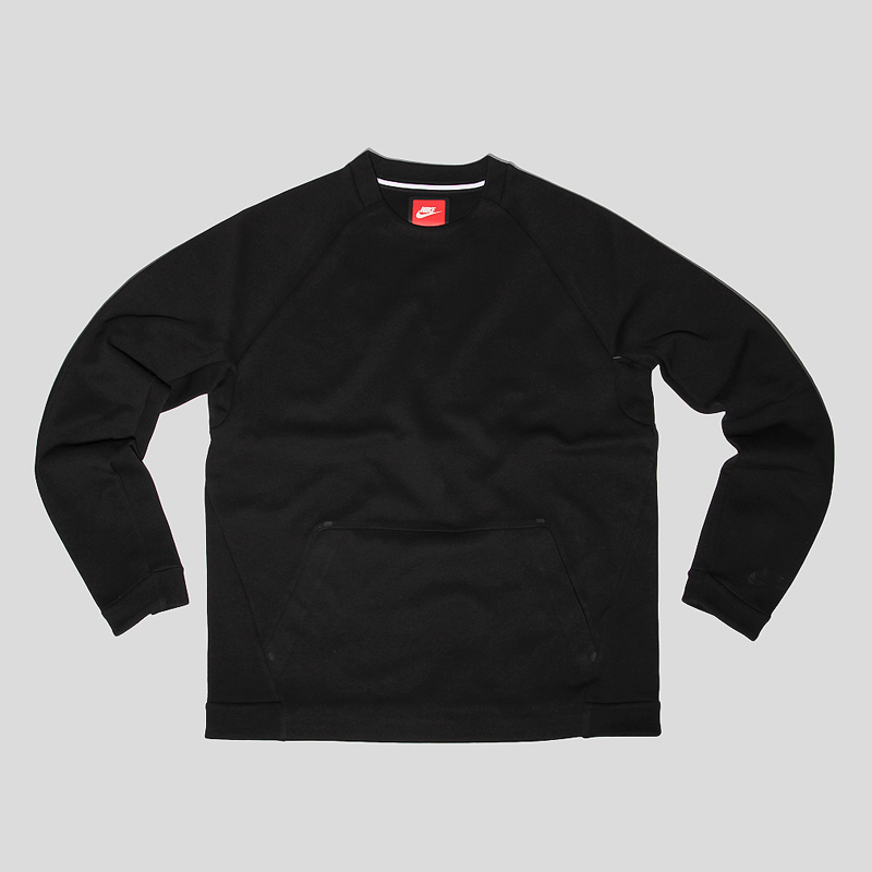 Толстовка Nike Sportswear Tech Fleece Crew