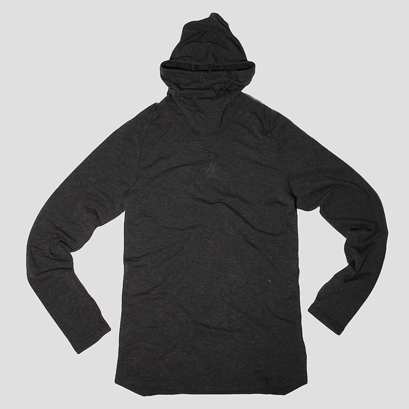 Толстовка Jordan Tech BalaclavaТолстовки свитера<br>84% полиэстер 16% эластан<br><br>Цвет: Черный<br>Размеры US: 2XL<br>Пол: Мужской