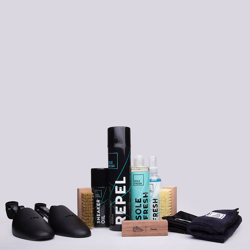 Набор Для Чистки Обуви Sole Fresh Sneakerhead