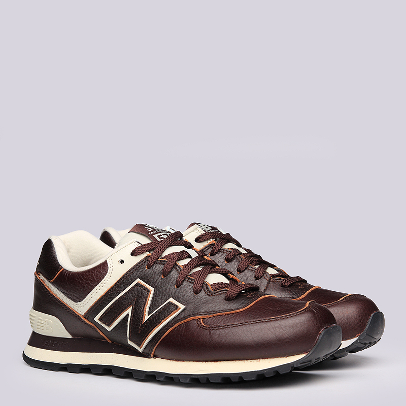 best cheap 07fe3 950c7 Мужские кроссовки 574 от New Balance (ML574LUA/D) оригинал - купить по цене  5990 руб. в интернет-магазине Streetball