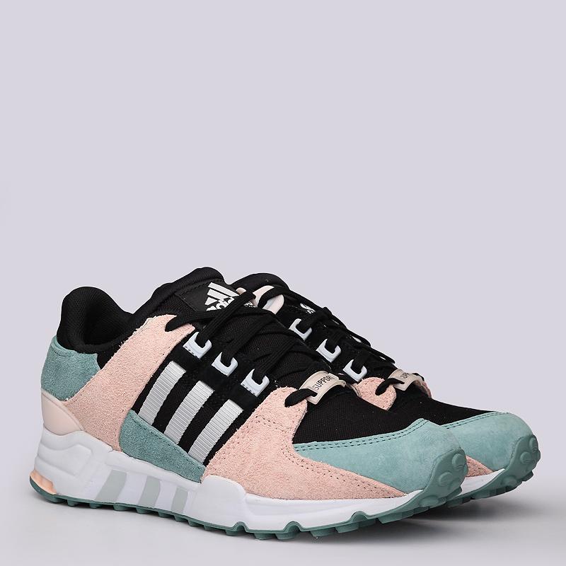 женские серые, чёрные кроссовки adidas equipment support 93 w S76069 -  цена, описание, a1207400048