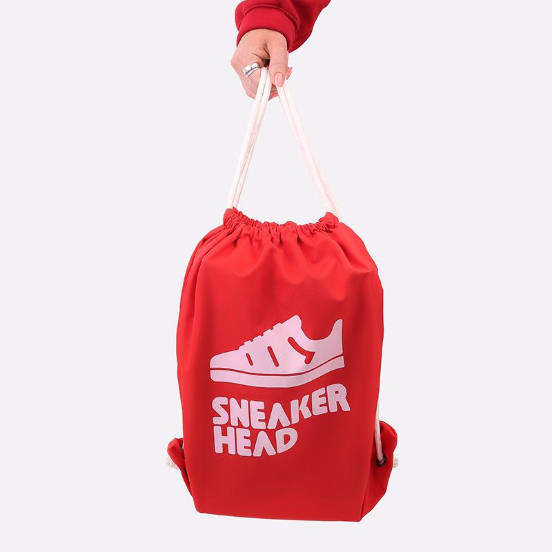 красный, белый.  мешок sneakerhead  sn-601 - цена, описание, фото 1