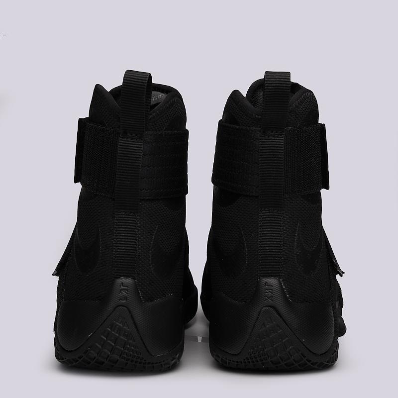 esta noche excursionismo empujar  Мужские кроссовки Lebron Soldier 10 от Nike (844374-001) оригинал - купить  по цене 7490 руб. в интернет-магазине Streetball