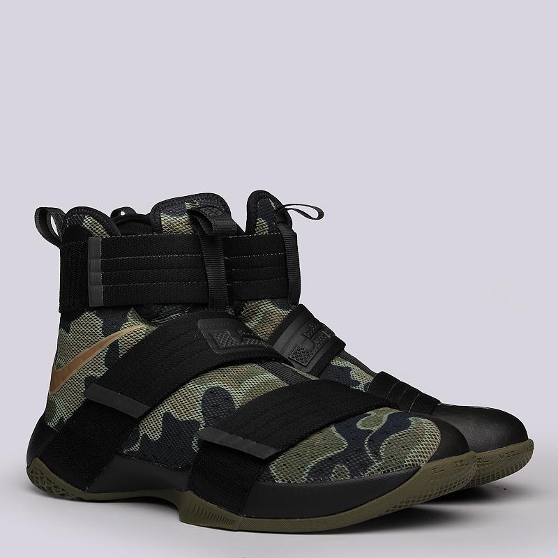 Кроссовки Nike Lebron Soldier 10 SFG