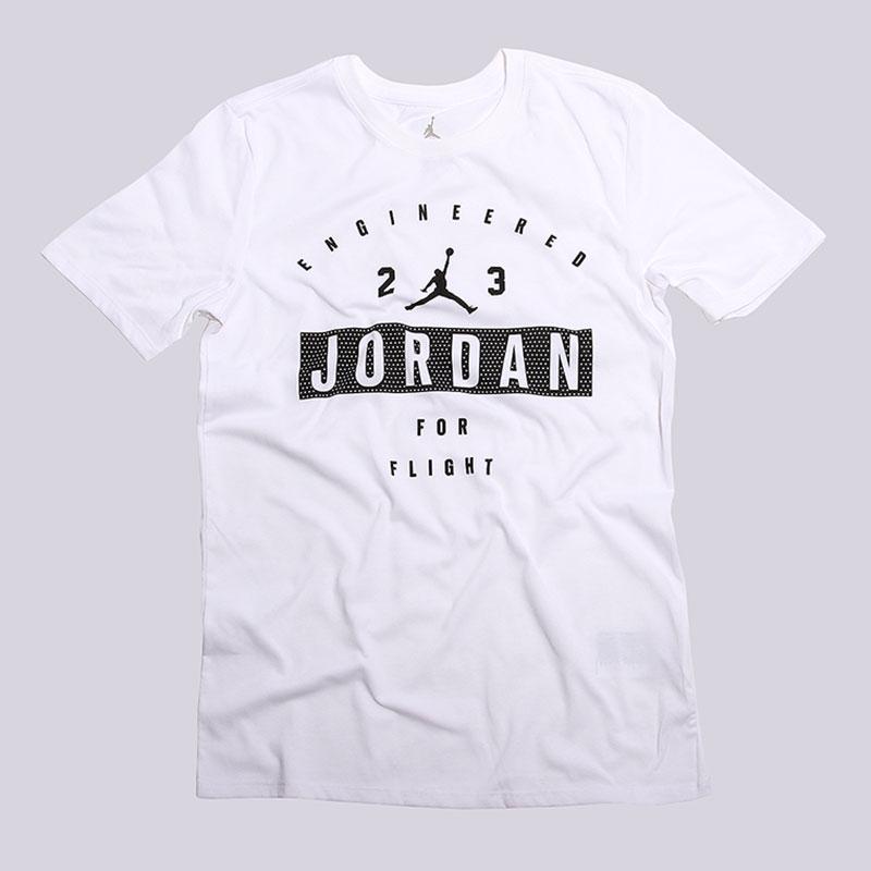 Футболка Jordan Engineered For Flight Tee